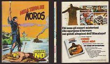 """MISTER NO 43 NELLA TERRA DEI MOROS - DICEMBRE 12/1978 """"OTTIMO"""""""