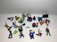 action figures toys vintage job lot bundle - MINI FIGURES