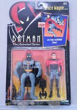 Vintage Kenner Batman The Animated Series Bruce Wayne Snap On Batman Armor
