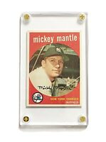 1959 Topps Mickey Mantle 10