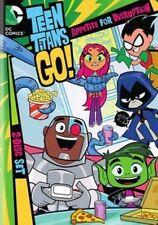 Teen Titans Go Appetite for Disruption Season 2 Part 1 Region 4 DVD (2 Discs)