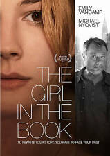 DVD THE GIRL IN THE BOOK (2016) EMILY VANCAMP, MICHAEL NYQVIST