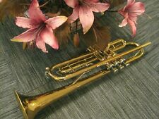 """Beautiful King Trumpet, Tempo Model """"600"""" Excellent Condition!, MSRP $1271 LOOK!"""