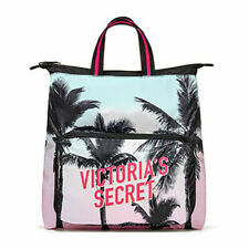 Victoria's Secret Tease Dreamer Packable Fabric Backpack Tote Beach Bag SEALED