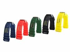N.D. LIMITS RUBBER SILICON DIVER WATCH STRAP FOR CITIZEN SEIKO 18 20 22 24 MM US