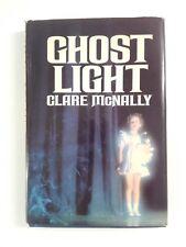 Ghost Light - Clare McNally - 1982 HORROR - HCDJ 1st Edition BCE