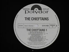 THE CHIEFTAINS -1+2+3- 3xLP Polydor Promo Archiv-Copy mint