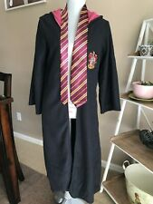 Rubie's Harry Potter Gryffindor Robe WITH TIE Kids Costume, Size Large 12-14