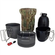 BCB CN014A CRUSADER MK II COOKING SYSTEM 6 PIECE SET MULTICAM POUCH