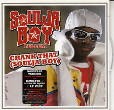 "CD SP  3T + 2 CLIPS  SOULJA BOY   ""CLEAN VERSION"""