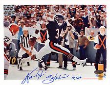 Walter Payton Chicago Bears Signed 8x10 Photo 873/1993 PSA/DNA & Steiner COAs