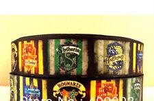 Harry Potter Ribbon Hogwarts Ravenclaw Hufflepuff Slytherin & Gryffindor