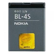 Genuine Nokia BL-4S BL4S BATTERY FOR NOKIA 2680 Slide 3600 7610S 6208C X3-02