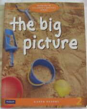 Working in Children's Services Series #2 The Big Picture by Karen Kearns