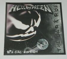 Helloween The Dark Ride LP Limited DBL 140g Multi Splatter Vinyl New 2019