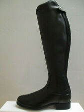 Ariat Heritage Contour Dress Zip Riding Long Boots Uk 7 Us 9.5 Eur 41 Ref D230+