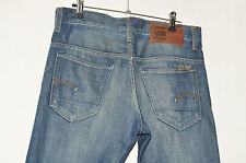 """G Star Raw Pantalones Jeans G 33/01 W 32"""" L 32 Azul"""