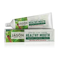 Jason Healthy Mouth Toothpaste,Tea Tree Oil & Cinnamon 4.2 oz