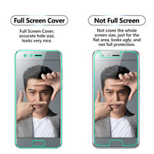 5x Anti-Scratch LCD FULL Screen Protector Guard Film For Huawei Honor 9