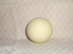 Loose Single Replacement Cue Pool Ball, Worn, Regulation size #919-HMS