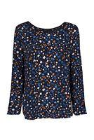 Damen Bluse Shirt Blusenshirt blau Marc O'Polo NEU Größe 36 38 S M - UVP: 69,95€