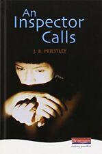 An Inspector Calls Heinemann Plays For 14-1 by J.B. Priestley New Hardback Book