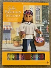 American Girl Julie Fashion Studio paper doll craft kit - NEW in BOX!