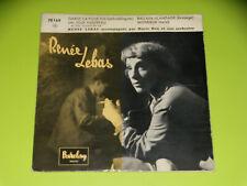 45 tours EP -  RENEE LEBAS - GARDE CA POUR TOI  - 1957