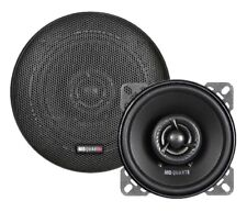 "MB Quart QX 100 4"" 10cm 2 way Coaxial Quality Car Audio Speaker 3 ohm 60W RMS"