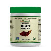 Best Naturals USDA Certified Organic Beet Root Powder 8.5 OZ (240 Gram)