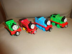Thomas The Tank Engine Take N Play Diecast THOMAS-PERCY-OLIVER-VICTOR