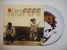 FEFE : DANS MA RUE [ CD SINGLE PORT GRATUIT ]