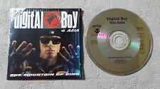 "CD AUDIO INT/ DIGITAL BOY WITH ASIA ""THE MONTAIN OF KING"" CD SINGLE PROMO 2T"