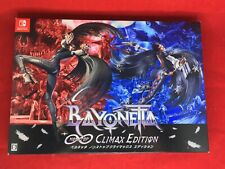 NEW Nintendo Switch Bayonetta Climax Edition JAPAN  IMPORT FREE SHIPPING