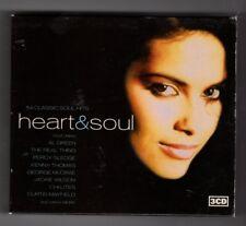 (HY211) Heart & Soul, 54 Classic Soul Hits - 1997 Boxset CD