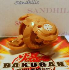 Bakugan Saurus Tan Subterra B1 Classic 510G & cards