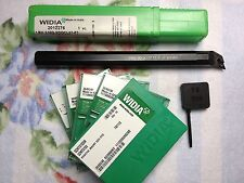 50PCs WIDIA DCMT 21.52 TN7110 + WIDIA LRH S16Q-SDQCL07-F3