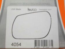04-09 MAZDA 3 06-08 MAZDA 6 FITS LEFT DRIVER SIDE BURCO MIRROR GLASS # 4054