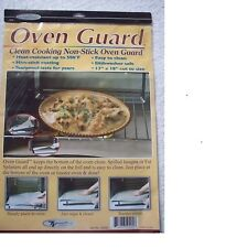 TV Products Oven Mate Clean Cooking Non-stick Oven Sheets Keep Bottom of Oven Cl