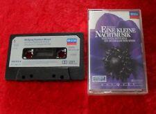 MC Mozart - Eine kleine Nachtmusik Serenata notturna - Musikkassette Cassette