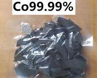 10 grams High Purity 99.99% Cobalt Co Metal Lumps Vacuum packing