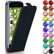 Handy Tasche für Apple iPhone Flip Case Schutz Hülle Cover Schale Klapp Etui