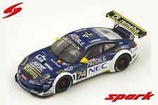 1:43 Porsche 911 n°74 Spa 2012 1/43 • SPARK SB032