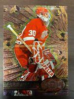 1996 METAL UNIVERSE #49 CHRIS OSGOOD Iconic Card Detroit Red Wings