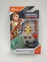 Mega Construx Heroes Motu Masters of the Universe Teela