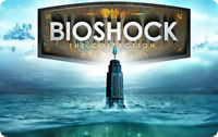 BioShock The Collection | Steam Key | PC | Digital | Worldwide |