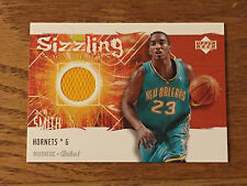 2005 Upper Deck J.R. SMITH Game Used Jersey Basketball Card