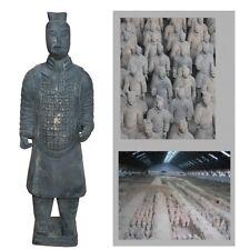 37cm Terracotta Warrior Qin Dynasty Garden Decoration Statue NEW (STAB1)