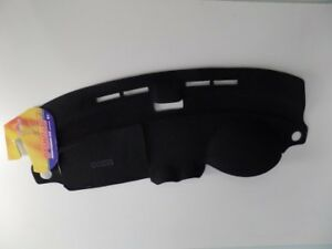 Dash Mat Suit Holden Barina TK Hatch From 2009 to 2011 Black Sent In A Box