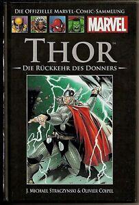 °THOR: DIE RüCKKEHR DES DONNERS° Mavel-Comic-Sammlung #52 Sammlet Thor 1-6